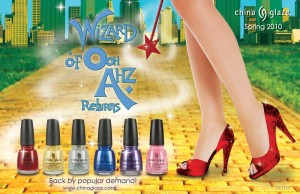 china glaze wizard of ooh ahz teaser 300x194 China Glaze Wizard of Ooh Ahz Swatches, Comparisons & Review