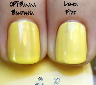 china-glaze-lemon-fizz-opi-banana-bandanna