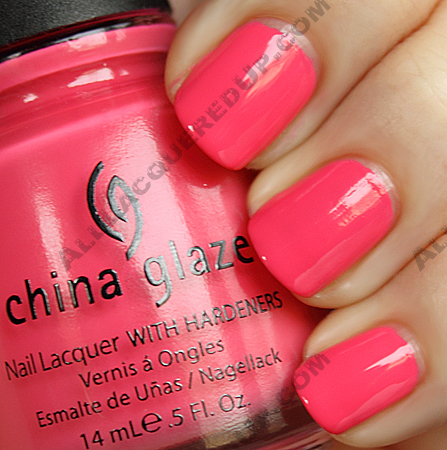china glaze sugar high China Glaze Up & Away Swatches, Review and Comparisons   Part 3