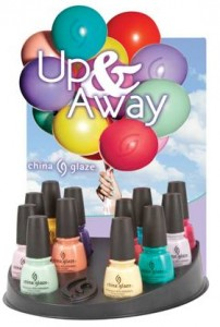 china glaze up and away collection spring 20101 202x300 China Glaze Up & Away Swatches, Review and Comparisons   Part 2