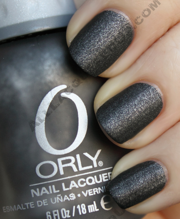 orly iron butterfly metallic matte metal chic nail polish Orly Metal Chic Metallic Matte Swatches & Review