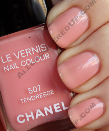 chanel tendresse le impressions de chanel spring 2010 Chanel Particulière, Inattendu & Tendresse Swatches & Review