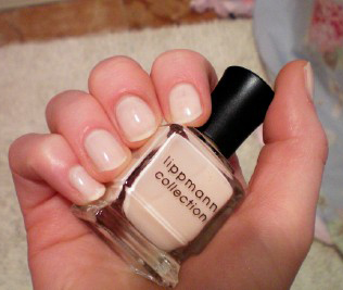 lippmann sarah smile mannequin hands kyl Mannequin Hands with Dior, Lippmann and OPI