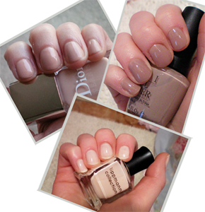 mannequin hands kyl Mannequin Hands with Dior, Lippmann and OPI