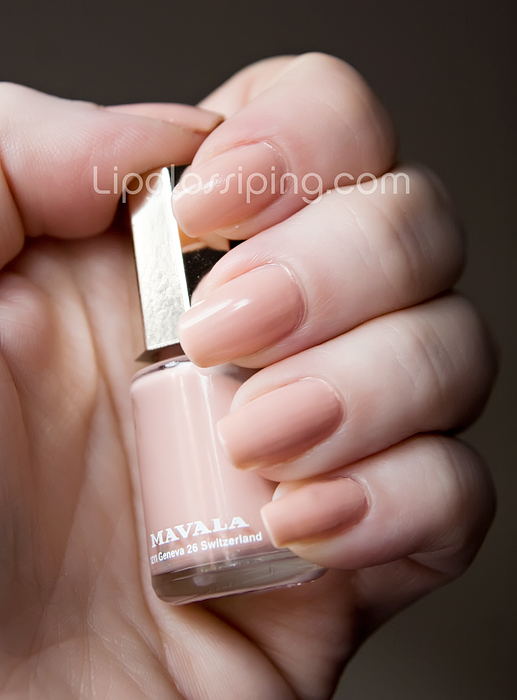 mavala liberty mannequin hands lipglossiping Mannequin Hands with Mavala Liberty