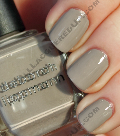 deborah lippmann waking up in vegas nail polish spring 2010 Deborah Lippmann Spring 2010 Swatches & Review