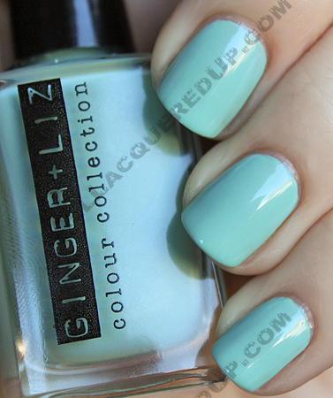 ginger + liz boy toy nail polish Meet Ginger + Liz Nail Colour