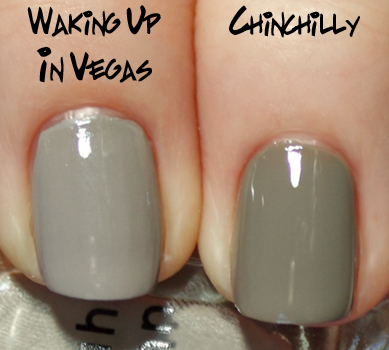 lippmann waking up in vegas essie chinchilly Deborah Lippmann Spring 2010 Swatches & Review
