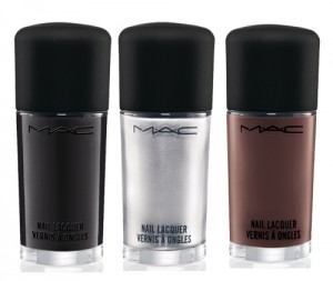 mac riveting matte nail polish spring 2010 300x253 MAC Riveting Matte Nail Lacquers Swatches & Review