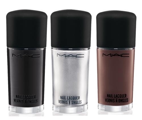 MAC Riveting Matte Nail Lacquers Swatches & Review : All Lacquered Up