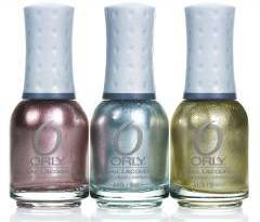 orly foil fx collection metallic spring 2010 Orly Foil FX Collection Swatches & Review