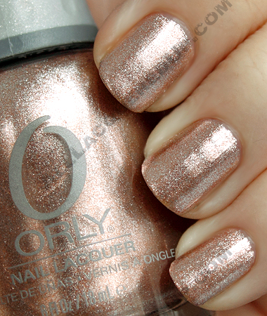 orly rage foil fx metallic nail polish Orly Foil FX Collection Swatches & Review