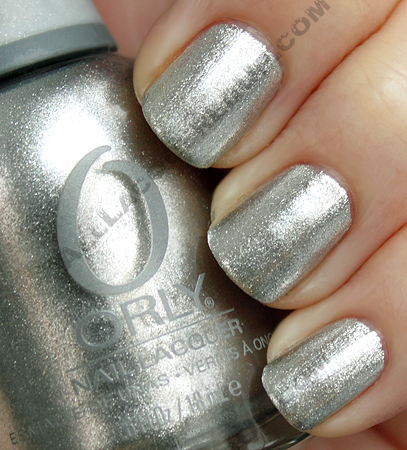 orly shine foil fx metallic nail polish Orly Foil FX Collection Swatches & Review