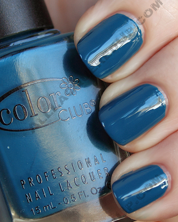 color club gossip column rebel debutante Color Club Rebel Debutante Swatches & Review