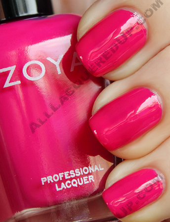 zoya dana swatch flash summer 2010 Zoya Flash Collection Swatches & Review