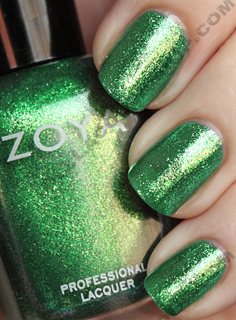 zoya ivanka swatch sparkle summer 2010 Zoya Sparkle Collection Swatches & Review