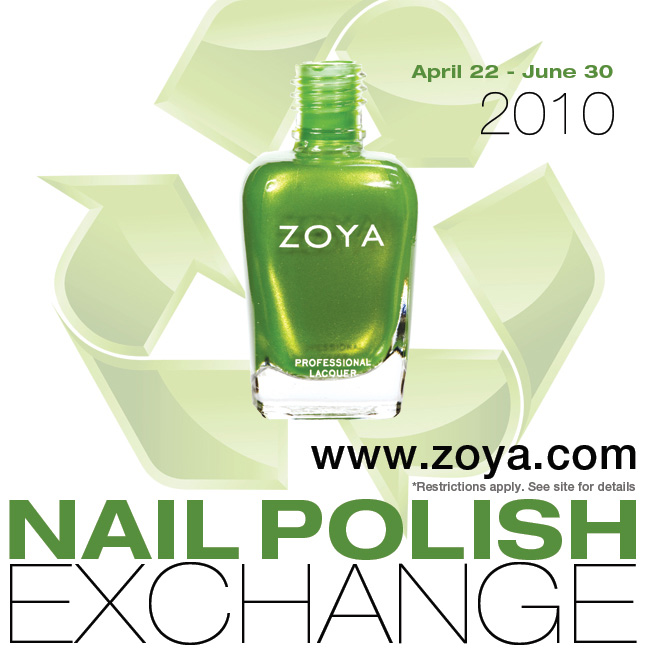 Zoya Nail Polish exchange The 2010 Zoya Nail Polish Exchange