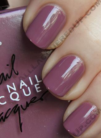 american apparel dynasty swatch nail polish
