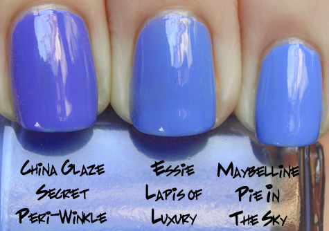 essie lapis of luxury comparison Essie Resort Collection Swatches, Review & Comparisons