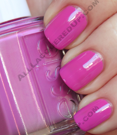 essie splash of grenadine swatch resort collection Essie Resort Collection Swatches, Review & Comparisons