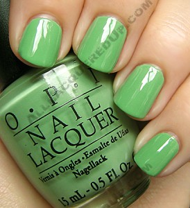 opi damone roberts 1968 mint green nail polish 274x300 OPI Damone Roberts 1968 Is BACK!!