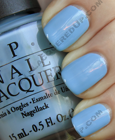 Opi Baby Blue Nail Polish Names