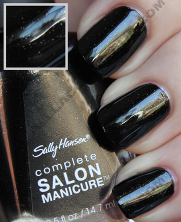 sally hansen midnight in ny Sally Hansen Midnight in NY and Hidden Treasure
