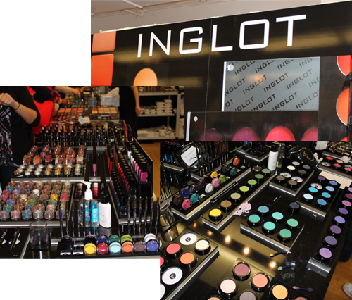 inglot makeup show nyc The Makeup Show NYC Weekend Recap