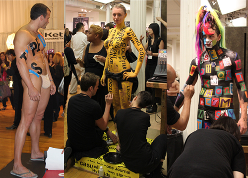 mac-body-painting-makeup-show-nyc