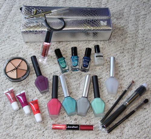 makeup-show-haul-inglot-ko-cosmetics
