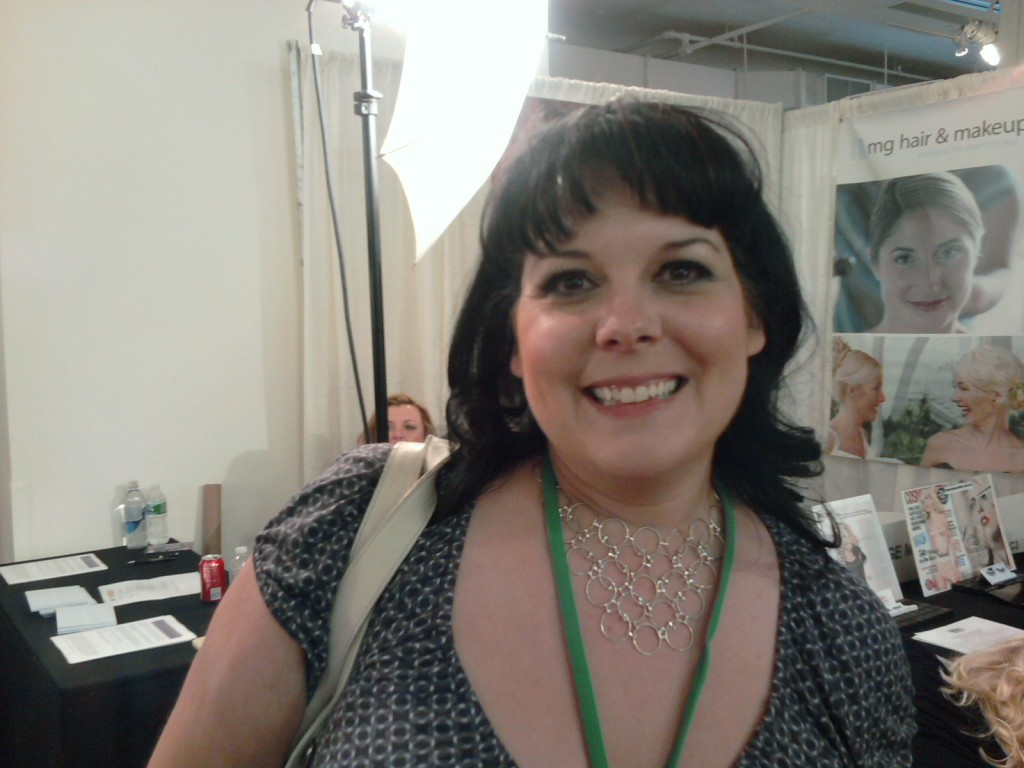 meredith rouge cosmetics lashes 1024x768 The Makeup Show NYC Weekend Recap