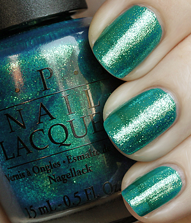 opi catch me in your net from the opi summer flutter collection