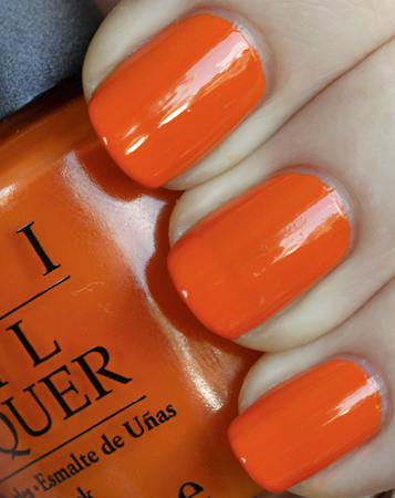 opi flit a bit swatch from the opi summer flutter collection