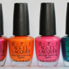 OPI Summer Flutter Collection Swatches & Review