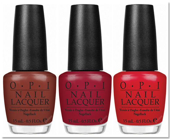 opi swiss collection fall 2010 bottles 1 OPI Swiss Collection for Fall 2010 Preview