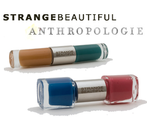 strangebeautiful anthropologie exclusive duos StrangeBeautifuls Exclusive Creations for Anthropologie