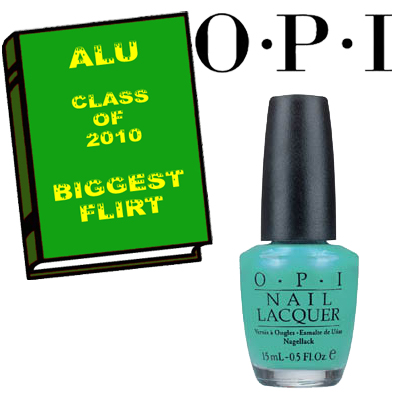 ALU BIGGEST FLIRT 2010 OPI ALU Senior Superlatives Class of 2010 Winners