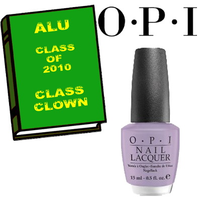 ALU CLASS CLOWN 2010 OPI ALU Senior Superlatives Class of 2010 Winners