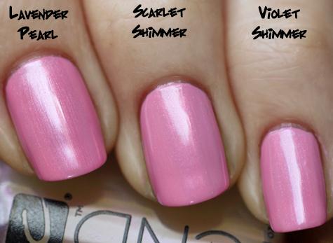 cnd-girlie-pink-scarlet-violet-shimmer-lavender-pearl-1
