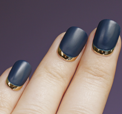 Get The Look - The CND Ruffian Matte Moon Manicure | All Lacquered Up ...: www.alllacqueredup.com/2010/06/get-the-look-the-cnd-ruffian-matte...