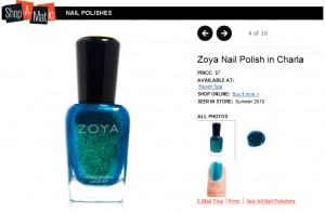 shop a matic nail polish 300x196 New York Magazines Nail Polish Shop A Matic Featuring ALUs Summer Faves