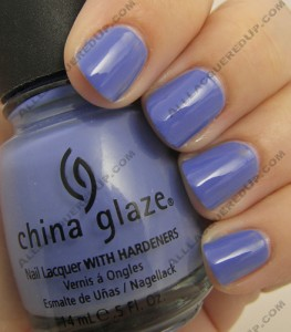 china glaze Secret Peri Winkle operation colour fall 2008 263x300 Q&A   Reader Request for BMW M Symbol Color Match