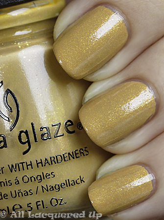 china glaze classic camel swatch vintage vixen fall 2010 China Glaze Vintage Vixen Cats Meow Swatches & Review