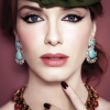 Get The Nail Look – Christina Hendricks in LA Times Magazine