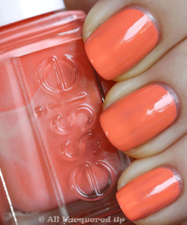 essie haute as hello nail polish swatch Essie Summer 2010 Swatches & Review