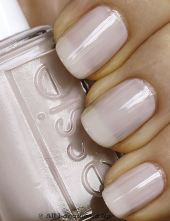 essie miss matched nail polish swatch Essie Summer 2010 Swatches & Review