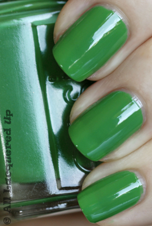 essie pretty edgy nail polish swatch Essie Summer 2010 Swatches & Review