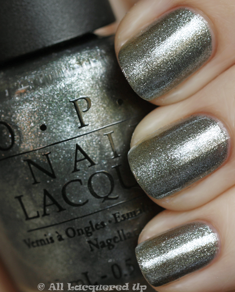 opi lucerne-tainly look marvelous swatch from the opi swiss collection for fall 2010