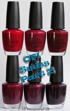 opi swiss collection fall 2010 bottles part 2