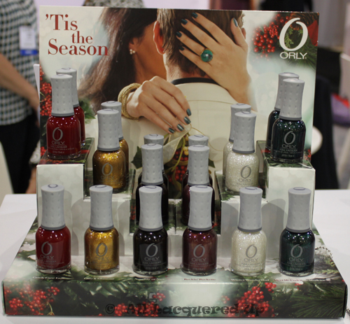 orly tis the season Cosmoprof 2010 Day 2 Recap